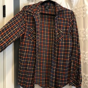 🍁🍂perfect for fall🎃 Angie Women's Flannel